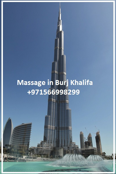 Massage in Burj Khalifa